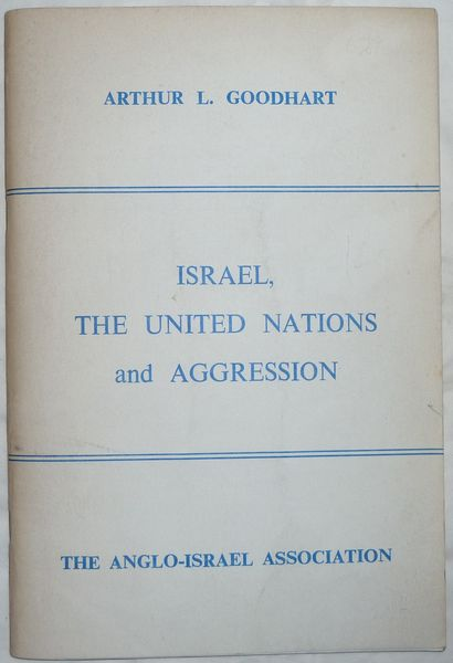 Israel, The United Nations and Aggression